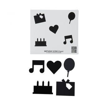 Suured ikoonid tähetahvlile - Sünnipäev