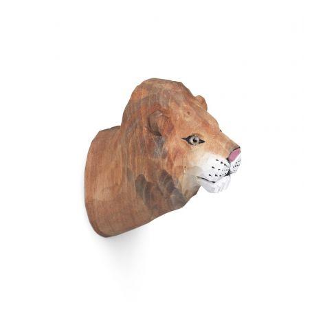 Puidust nagi - Lõvi