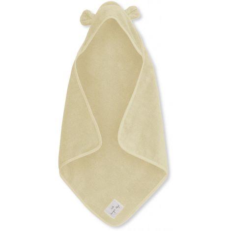 Kapuutsiga rätik Konges Sløjd - Karu (74 cm)
