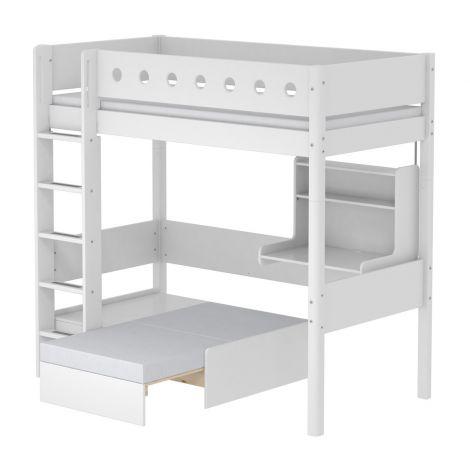 Kõrge voodi Flexa White Casa