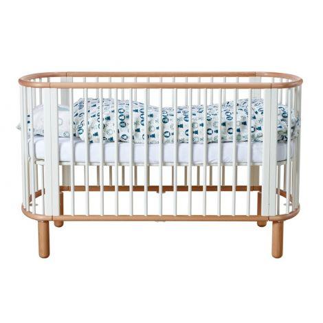 Flexa võrevoodi. 5-in-1 beebivoodi. Kasvab koos lapsega. 80-17801-95