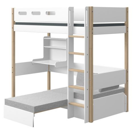 Kõrge voodi Flexa NOR Casa