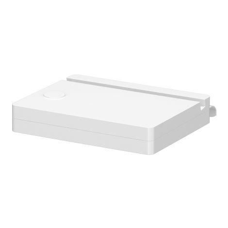 Tahvelarvuti hoidja Flexa White ja Nor voodile