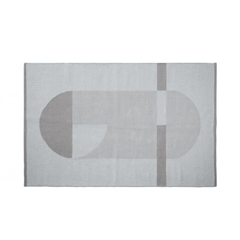 Vaip Flexa Room Collection-Mountain Grey hall