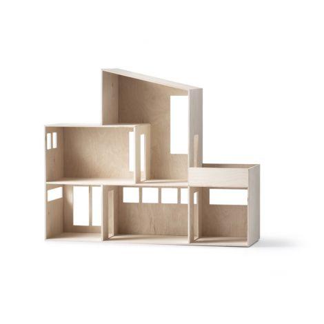 Suur nukumaja - Miniature Funkis House