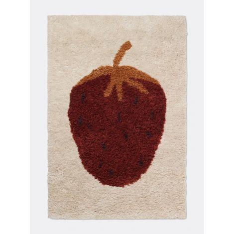 Vaip Fruiticana Maasikas