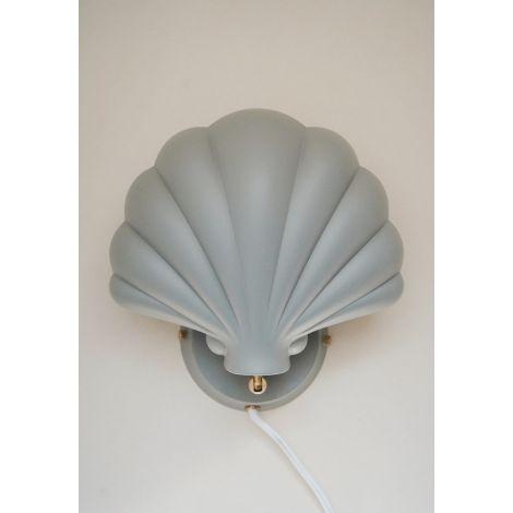 Metallist seinalamp Shell