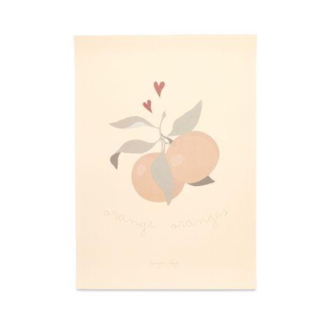 Poster Apelsinid