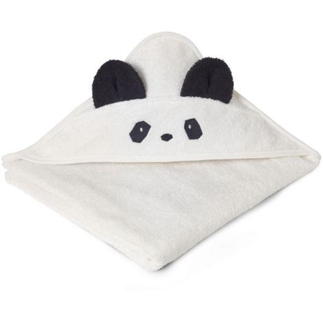 Kapuutsiga rätik - Panda Augusta