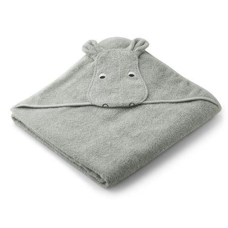 Kapuutsiga rätik Jõehobu (100 cm)