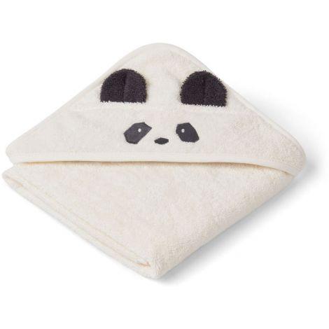 Kapuutsiga rätik Panda Albert (70 cm)