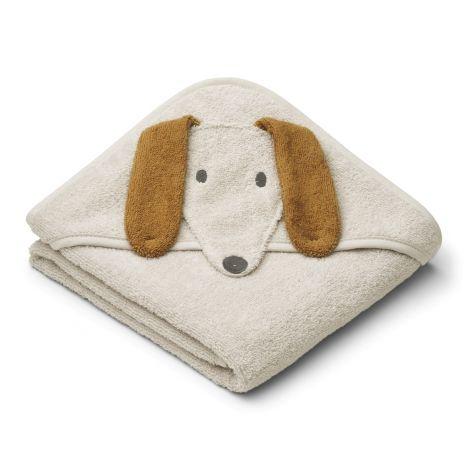 Kapuutsiga rätik Koer Albert (70 cm)