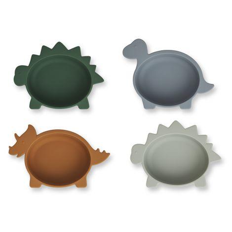Silikoonist kausid Iggy Dinosaurus