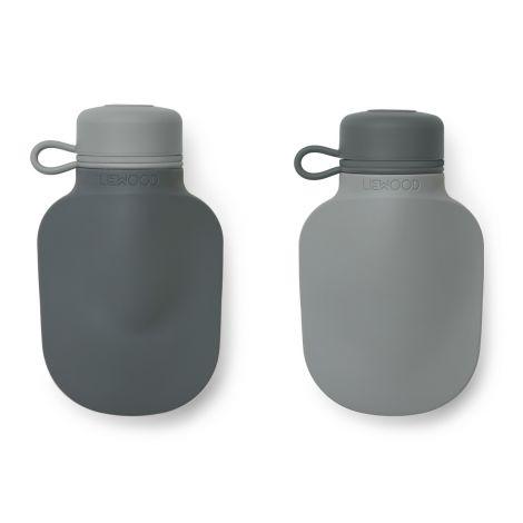 Smuutipudelid Silvia (2 tk) - 170 ml