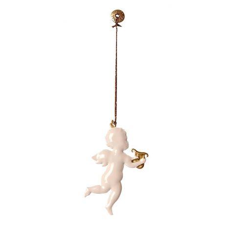 Ornament - Ingel harfiga