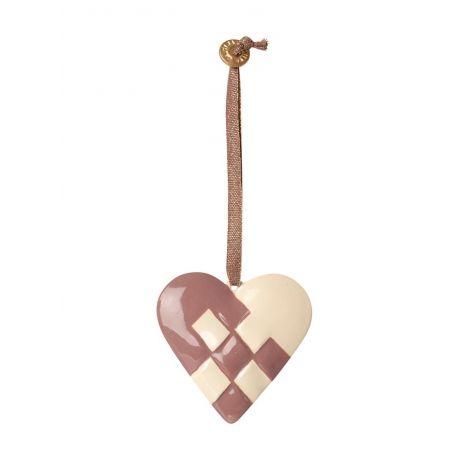 Ornament - Punutud süda