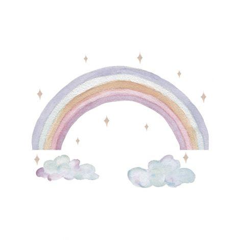 Seinakleebis - Fairy rainbow