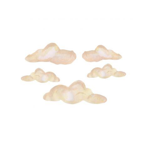 Seinakleebised (5tk) - Clouds