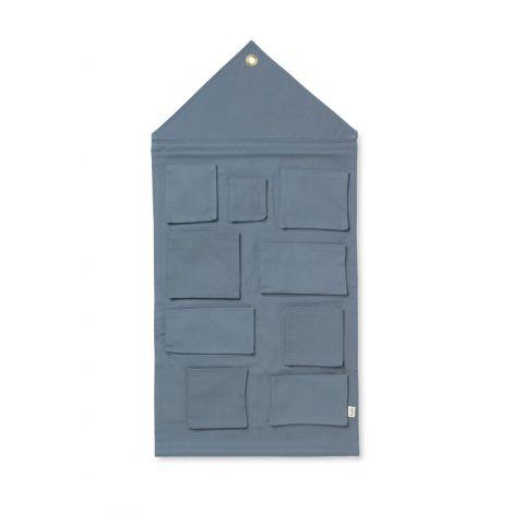 Seinataskud-Frosty Blue sinine