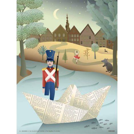 Poster The Steadfast Tin Soldier